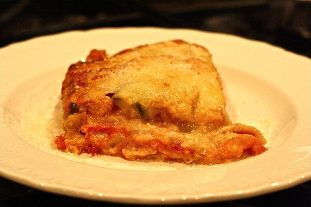 Spanish Style Cod Lasagna Recipe