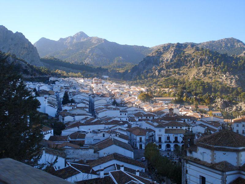 Grazalema Spain