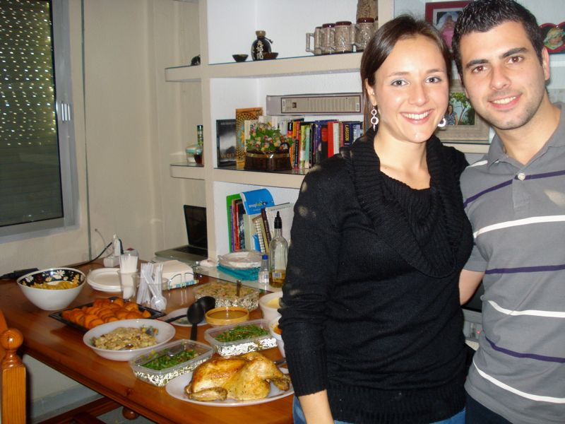 Thanksgiving in Spain