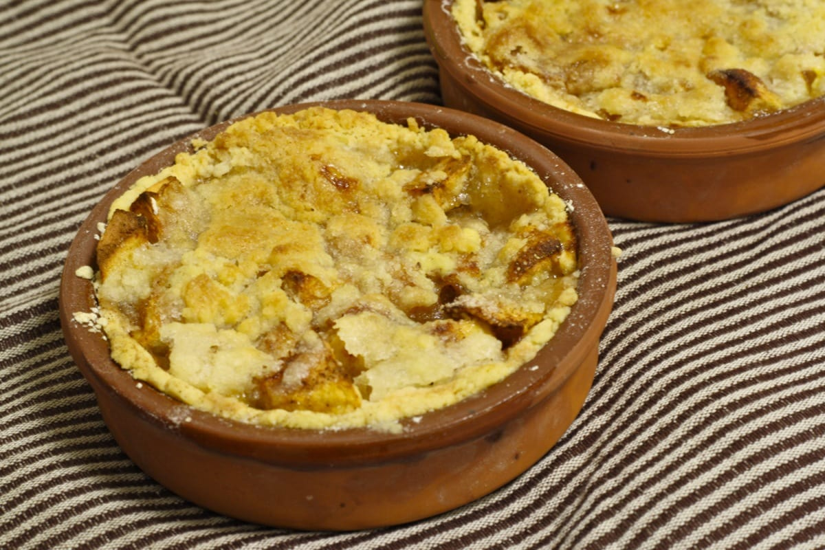 Pie Time: Mini Apple Pie-Crisps