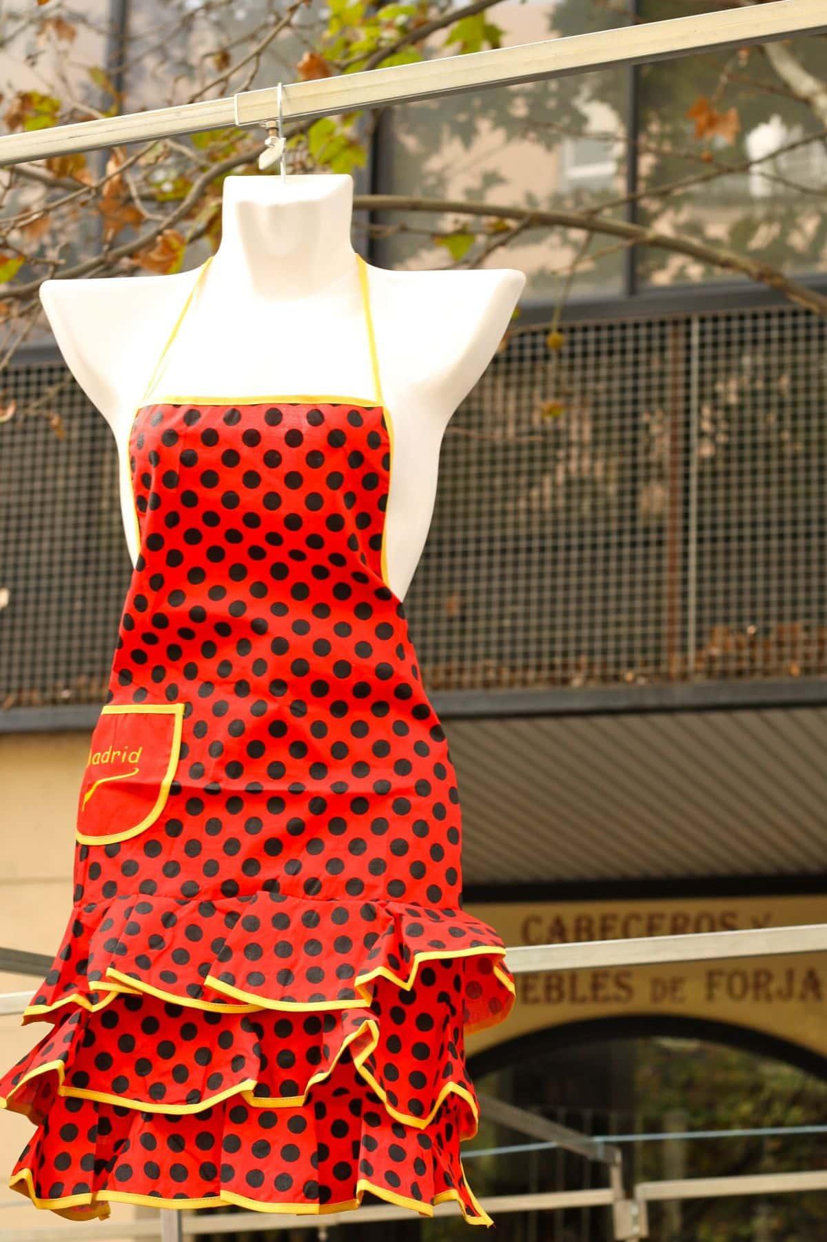 Spanish Flamenco Apron