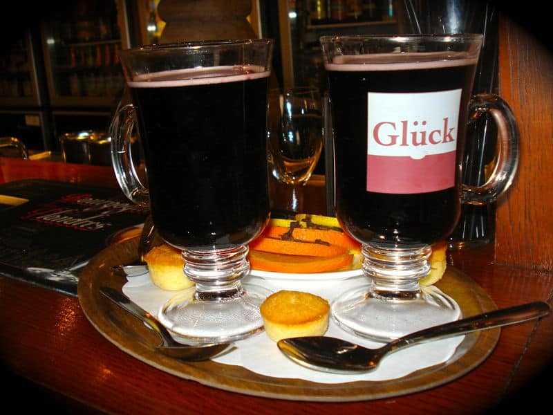 Beat the Cold with Hot Wine (Recipe)
