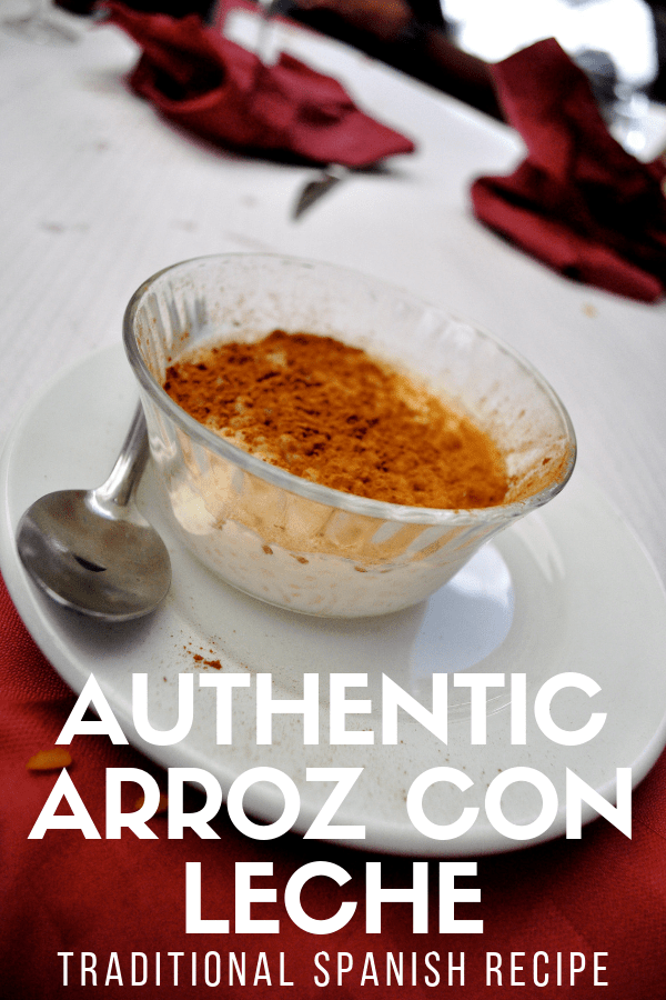 There's a lot to love about Spanish food, but Spain's traditional desserts—like this easy, one pot arroz con leche recipe— take the cake (pun intended?). That's right—Spanish rice recipes aren't just limited to paella! This rice pudding is delicious, authentic, and the perfect way to end a tapas dinner. #Spain #desserts
