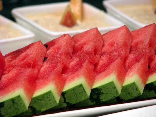 Recipe: Watermelon Cooler