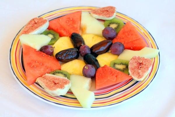 Vegetarian food in Spain