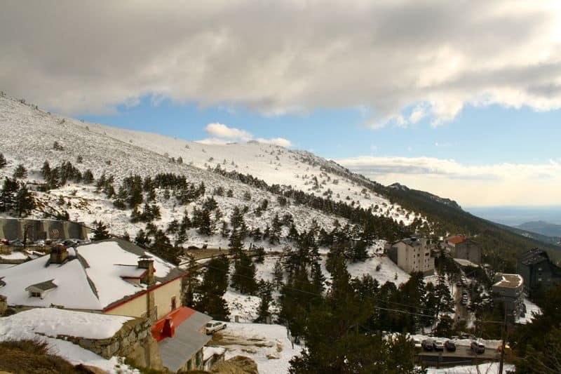 Snow and Ski in Madrid? A Day Trip to Navacerrada