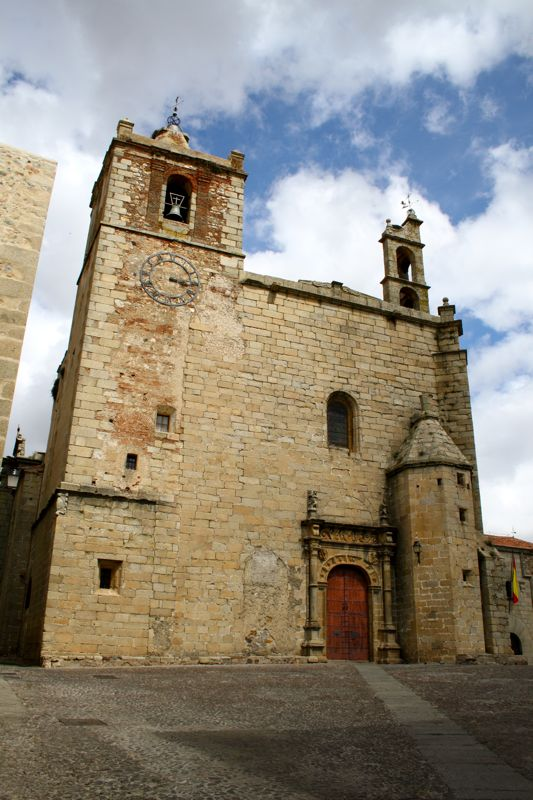 Cáceres Monuments