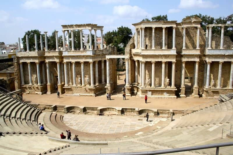 Merida Roman Theater