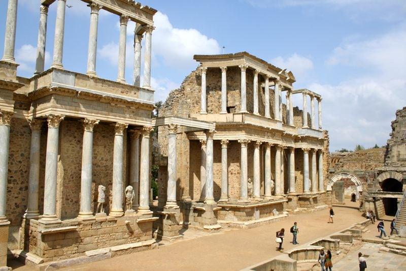 Roman Theater Merida 2