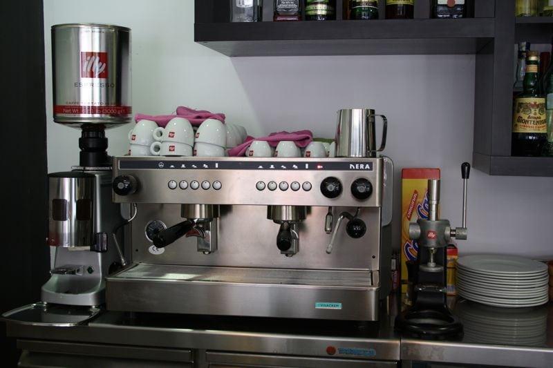 Madrid's best coffee