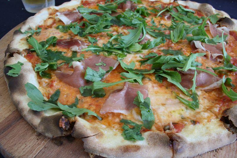 Best Pizza in Madrid: Ti Amo Pizzería