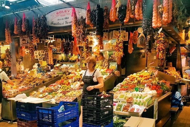 La Boqueria Market Tour