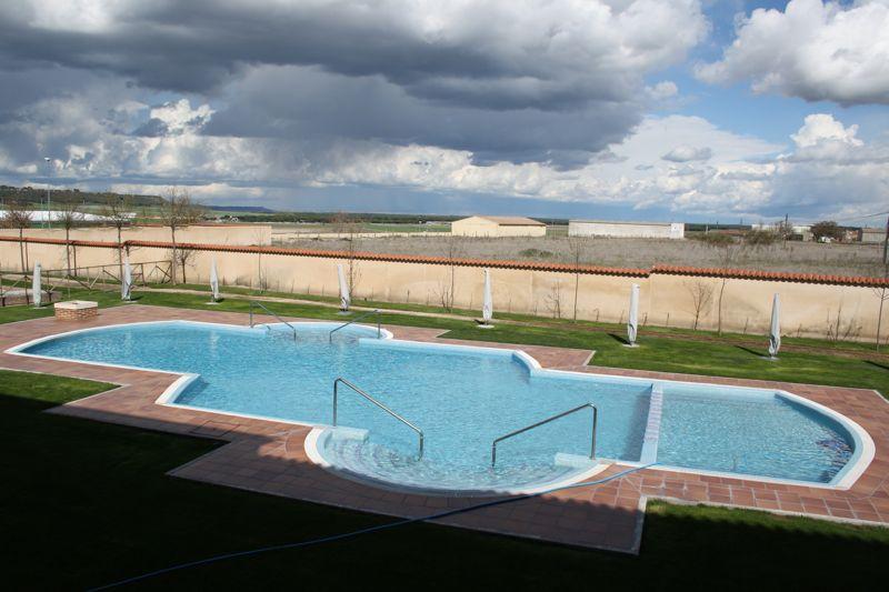 Villa Olmedo Pool