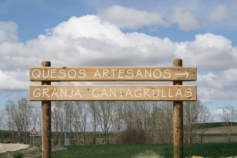 Granja Cantagrullas: Artisanal Cheese in Valladolid