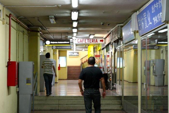 Madrid Underground Chinese Restaurant