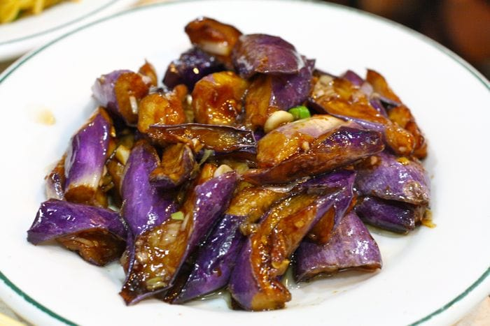 Purple Chinese Eggplant