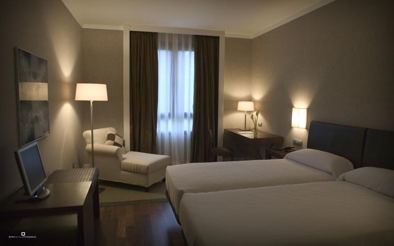 Villa Olmedo Hotel Room