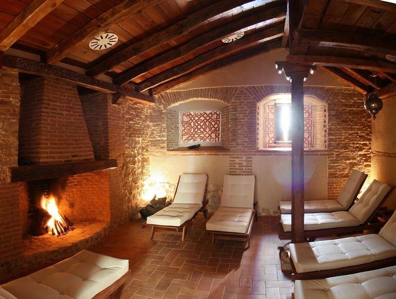 Villa Olmedo Sauna