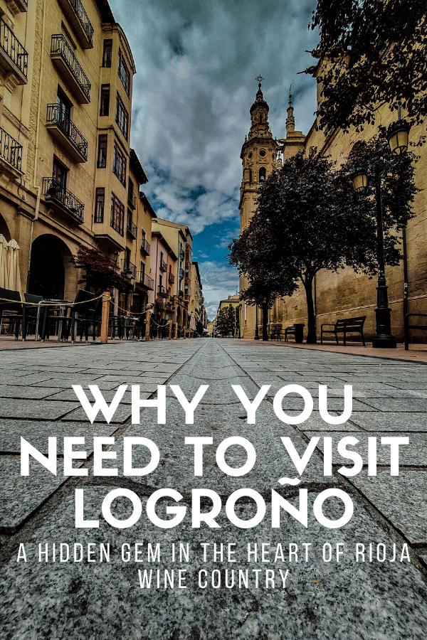 All you have to do to see why Logroño, Spain is worth a visit is to stroll down iconic Calle Laurel and pop into a bar for some tapas and a glass of the region's famous Rioja wine. But if you're still not convinced, this travel guide will show you exactly why you need to add Logroño to your Spain itinerary!