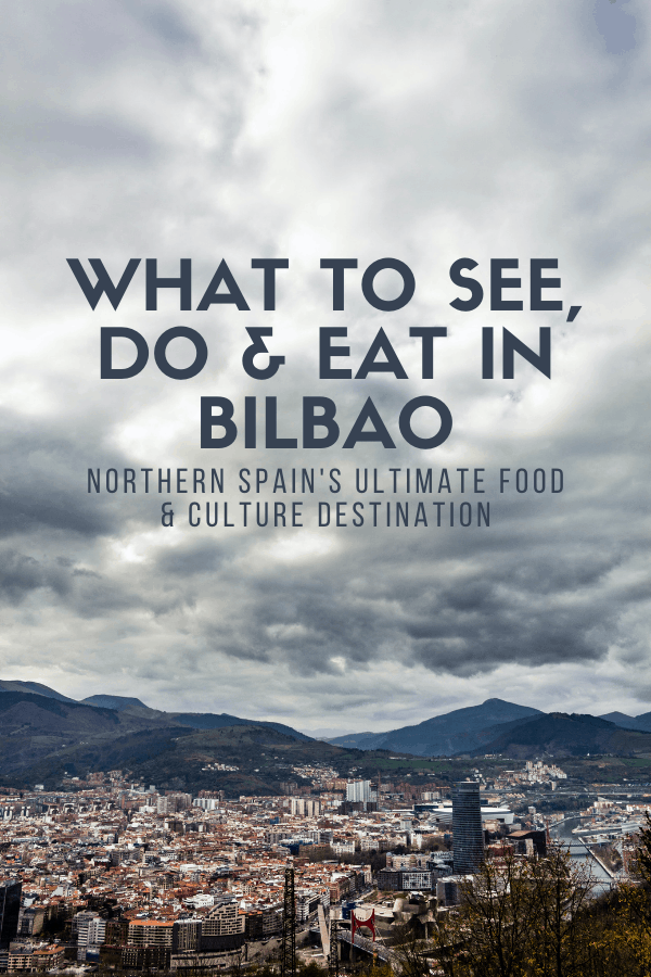 Bilbao is famous for its unique aesthetic. It's home to some of Spain's most unique architecture, such as the Guggenheim Museum. But of course, because this is the Basque Country, it's also got plenty of amazing food! Here's how we made the most of our time in Bilbao.