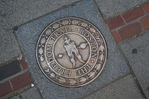 Freedom Trail Emblem