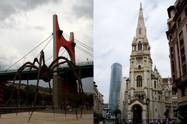 Bilbao buildings