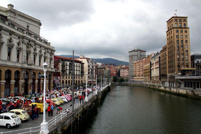 Bilbao Nervíon River