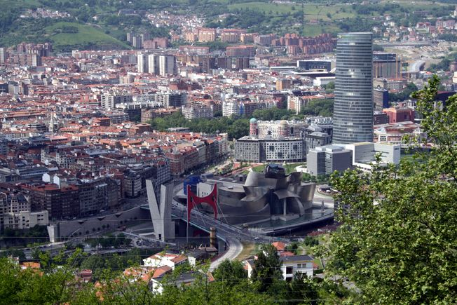 Bilbao's Monuments