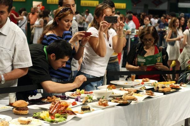 Highlights of Madrid Tapas Fair 2012