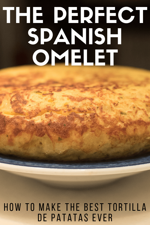 When it comes to traditional Spanish food, nothing is more authentic than a tortilla de patatas. This simple, healthy classic fits in perfectly at all meals: as an appetizer, as part of a tapas spread, or even for breakfast! All you need for my simple Spanish omelet recipe are potatoes, high-quality extra-virgin olive oil, onions, and salt. Let's get cooking! #Spain #tapas