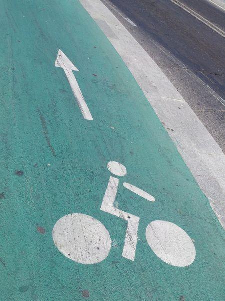 Public Bike Lane