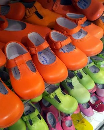 Baby Flamenco Shoes