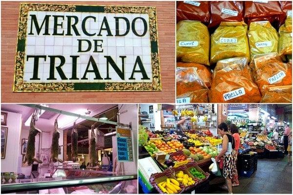 Triana Mercado - Séville