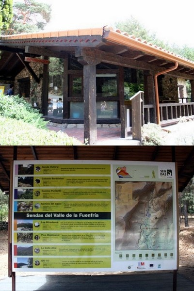 Cercedilla hiking trails