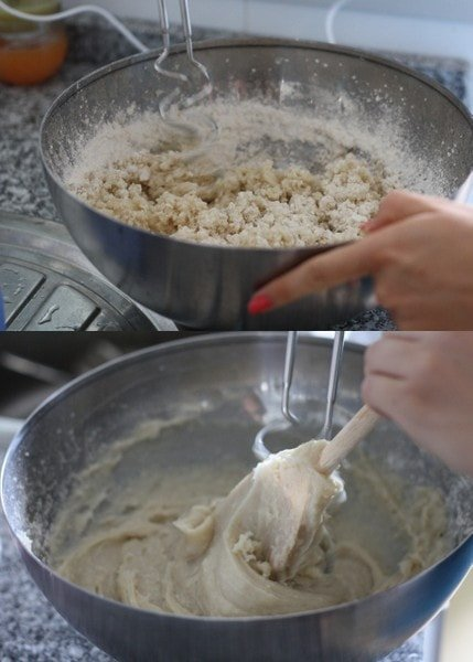 Churros Batter - Making Churros - a easy churros recipe