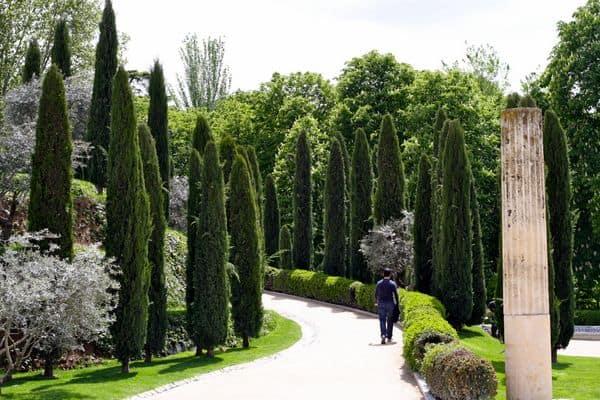 Retiro Park Bosque del Recuerdo