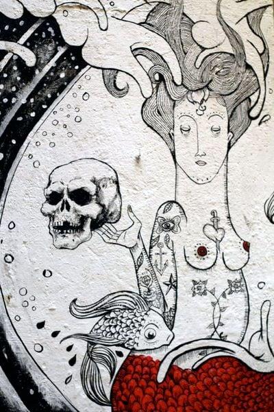 street art zaragoza