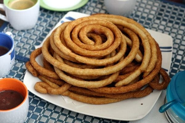 Spanish Churros recipe