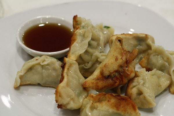Empanadillas Chinas