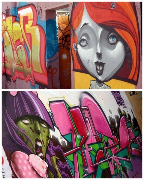 Zaragoza street art