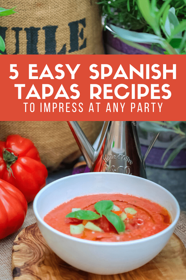 Throwing a tapas party? Luckily, some of the best traditional tapas recipes are quick and easy to make, but still guaranteed to impress! Here are five simple and delicious typical tapas recipes—just don't forget a bottle of your favorite Spanish red wine to pair them with!