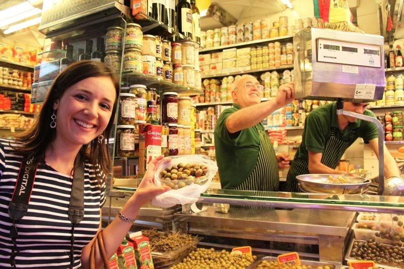 Lauren of Madrid Food Tour