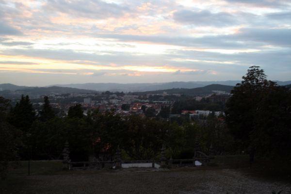 Sunset Guimarães