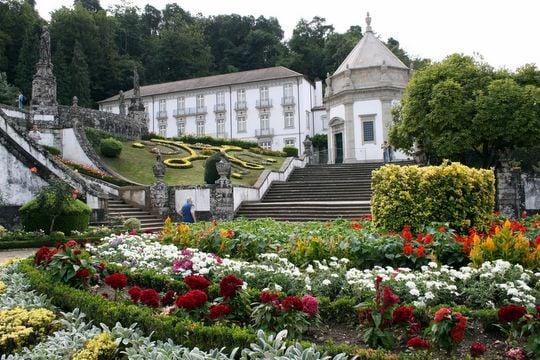 Grounds of Bom Jesus do Monte