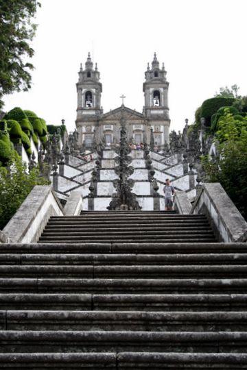 Bom Jesus do Monte Stairs