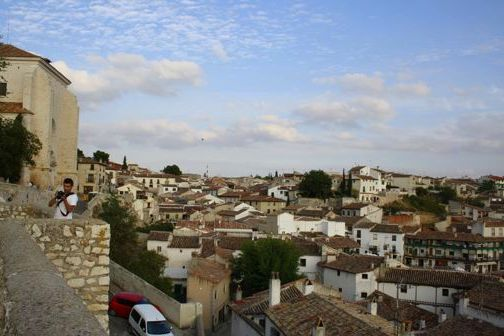 Chinchon view