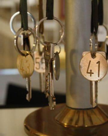 convent keys Bologna