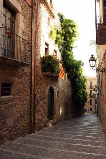 Girona Alleyway