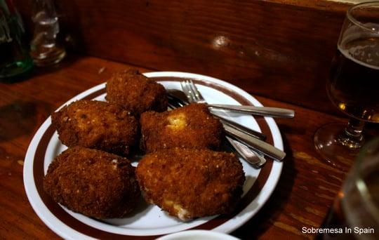 Melos Croquette Madrid