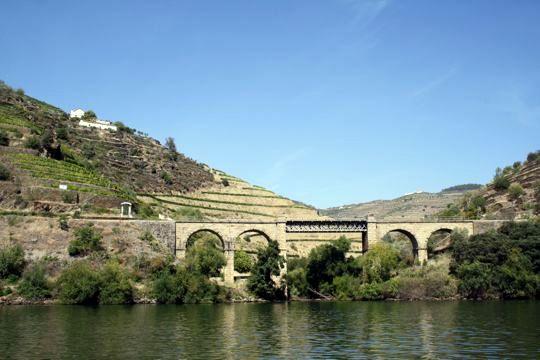 Pinhão bridge